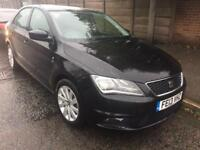 2013 13reg Seat Toledo SE 1.6 TDI Black FSH Alloys new shape