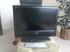 20 inch Sony Bravia LCD Digital Colour TV