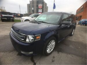 2016 Ford Flex AWD, NAV, PANORAMIC ROOF, 7-PASS!