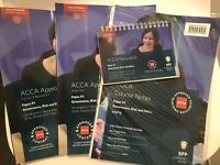 ACCA P1 Study Materials- Study text, passcard, p&r kit and coursenote