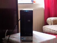 HP SLIMLINE DESKTOP COMPUTER WINDOWS 10