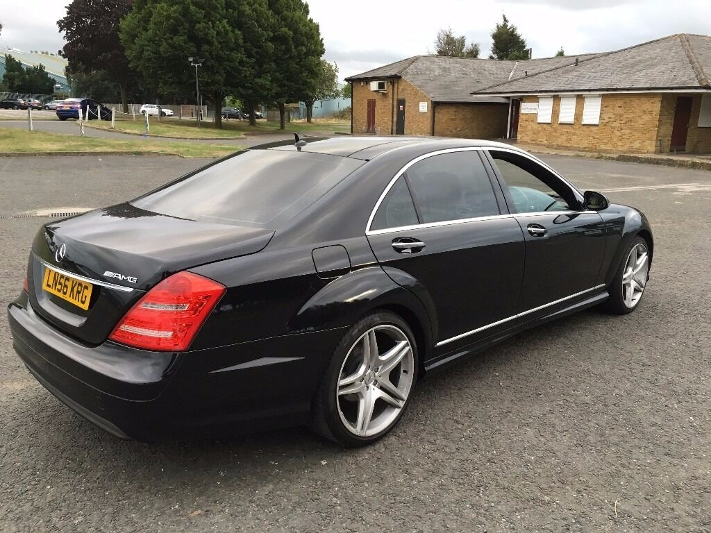 mercedes benz s320 cdi long amg in ilford london gumtree