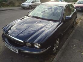 JAGUAR X TYPE 2.2 DIESEL/V5/SAT NAV/ALLOYS/HEATED SEATS/FULLY LOADED/PX WELCOME