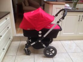 Bugaboo Cameleon and buggy board