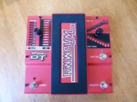 DigiTech Whammy DT - Guitar Effects Pedal