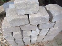 brett paving high kerb setts 4.8 LM 200x200x125 mm NEW