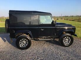 Defender 90 tdci land rover