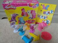 MY LITTLE PONY Play Doh SET BOXED