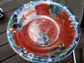 Vintage Royal Winton lustre bowl