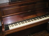 Challen Upright Piano For Sale.