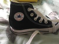 Brand New Infant Converse Size 4