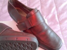 Ladies M&S Footglove slip on shoes size 5.5 worn once