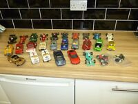 26 vintage scalextric cars £130.00 the lot