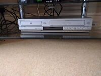 Samsung DVD and VCR player, amazing condition