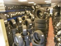 **TEXT YOUR TYRE SIZE FOR PRICE & AVAIL** OVER 3000 QUALITY PART/WORN TYRES CARS VANS 4x4s OPN 7-DYS