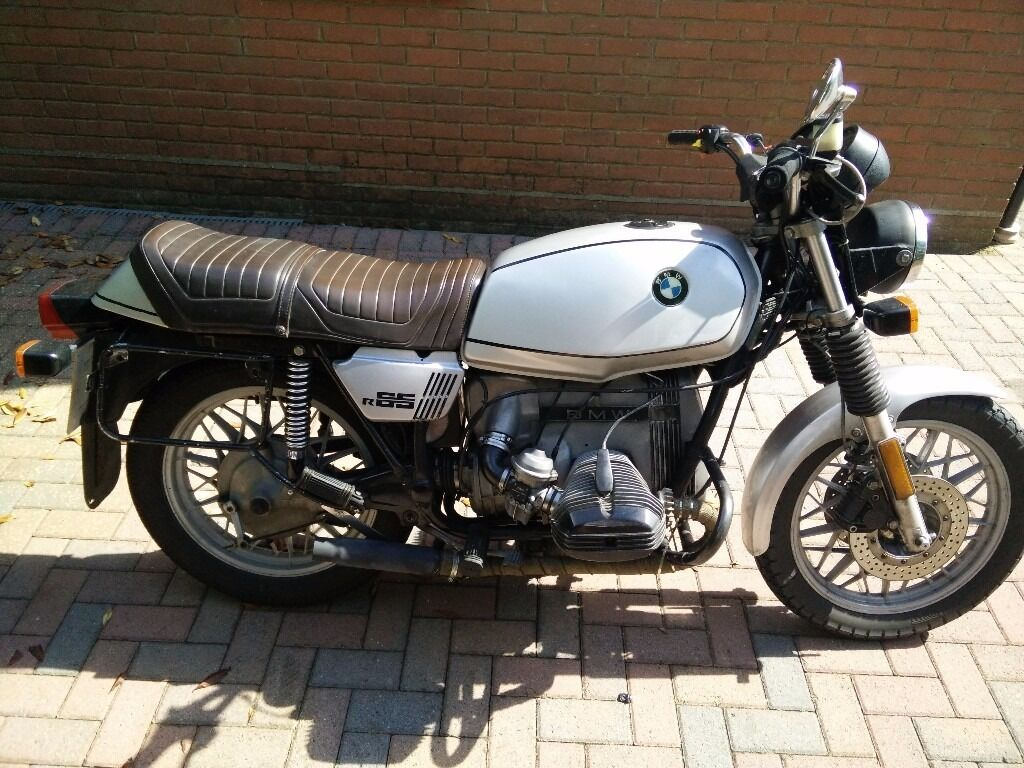 bmw r65 1978 in bishops stortford hertfordshire gumtree. Black Bedroom Furniture Sets. Home Design Ideas