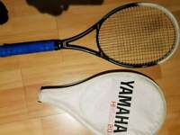 Yamaha tennis racket
