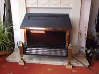 Electric Fire 3 Bars with illuminated coal flame effect Dimplex LYM28E 2.75KW