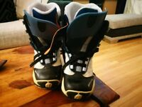 Snowboard boots size 4,5