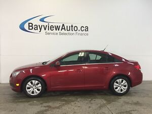 2014 Chevrolet CRUZE LT- TURBO! AUTO! A/C! CRUISE! LOW KM!