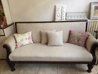 Beautiful antique sofa