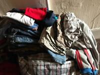 BULK SALE variety of boys clothing