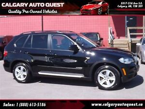 2012 BMW X5 xDrive35d AWD/NAVIGATION/LEATHER/ROOF