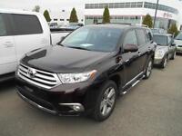 Toyota Highlander Limitée 2013