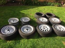 Bmw e36 e46 5x120 drift wheels