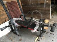 Weight utility bench