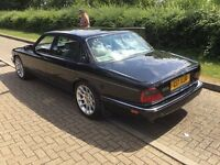 "1994 JAGUAR XJR 6 CYLINDER 4000CC SUPERCHARGED PRIVATE PLATE LPG GAS CONVERTED 18"" XKR / XK8 ALLOYS"