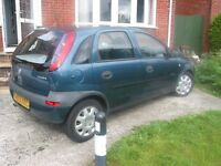Vauxhall Corsa Comfort 1L
