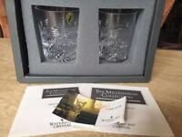 Waterford Crystal Millennium glasses