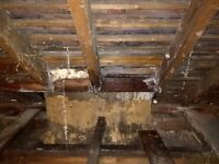 Roofer required to fix small hole