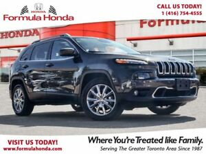 2015 Jeep Cherokee LIMITED | FULLY LOADED | NAVIGATION