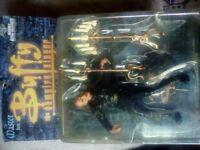 Buffy the Vampire slayer figures!