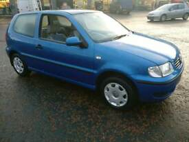 VW POLO 1.4 PETROL BARGAIN CHEAP MOTORING !!!!!