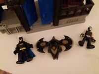 Imaginext batman playset