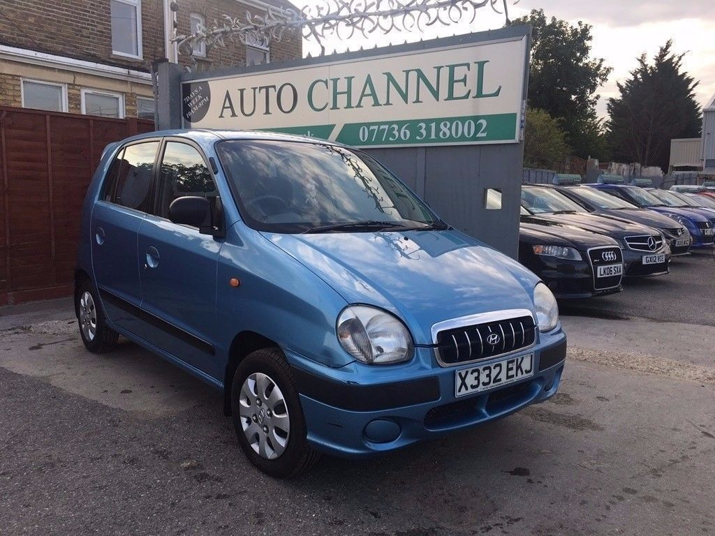 Hyundai Amica 1.0 Si 5dr£1,995 p/x welcome NEW