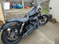 Harley Davidson Street Bob Special FXDBC