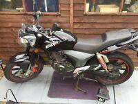 Ksr code 125cc £795ono