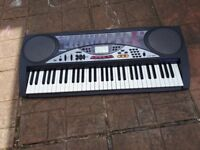 CASIO ELECTRIC KEYBOARD! Very good condition, comes with a stand, lovely to learn to play on.