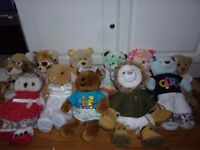 Build A Bear - Massive Collection