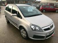 2006 55 vauxhall zafira (new shape) cheap px 7 seater