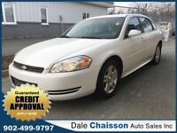 2011 Chevrolet Impala LT Dartmouth Halifax Preview