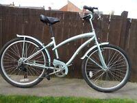 Cool beach cruiser bike 17 inch cycle