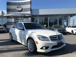 2009 Mercedes-Benz C-Class C230 4Matic Only 113,000Km Shows Like
