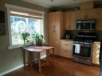 Townhouse with mortgage helper $445k Port moody