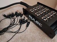 BRAND NEW Pulse XLR multicore 15m