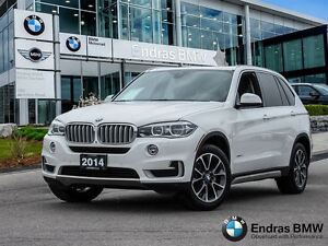 2014 BMW X5 xDrive35i xLine 3Rd Tow Seating Premium and Techno